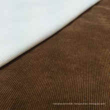 97% Polyester 3% Nylon Corduroy Fabric for Garment