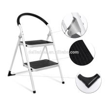 China New Design Popular folding 2 step ladder