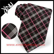 Neue Checker Design Tie Dye Seidenstoffe