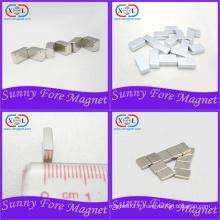 Aimants de générateur d'énergie libre N38/N40/N42H/SH N52 performance neodmium