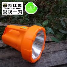 Portable Handheld, High Power, Pesquisa à Prova de Explosão, CREE / Lanterna de emergência Luz / Lâmpada