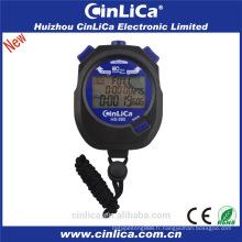 HS-260 vente à chaud à prix bon marché 3 lignes grand écran 1 / 1000s chronomètre de sport numérique