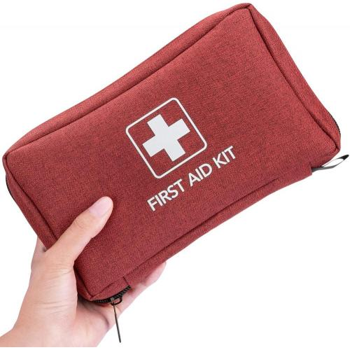 Waterproof Compact Mini Emergency Trauma Kit for Home