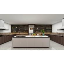 Armoires de cuisine modernes en bois