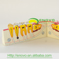 EN-M9 Magnet Link Two Parts Sagitally Section Model for Education