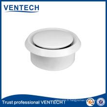 Diffuseur en plastique d'air de valve de disque de Freshing d'air pour le système de la CAHT