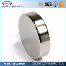 Kundenspezifischer Magnetgroßverkauf magnetische Magneten / runder Ndfeb Magnet