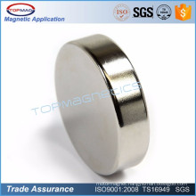 N52 Block Neodymium Magnet Levitating Industrial Magnet Application NdFeB Magnet