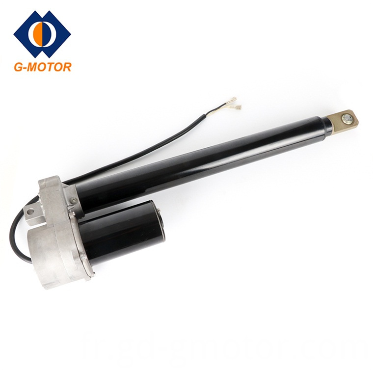 Actuator For Basketball Stands