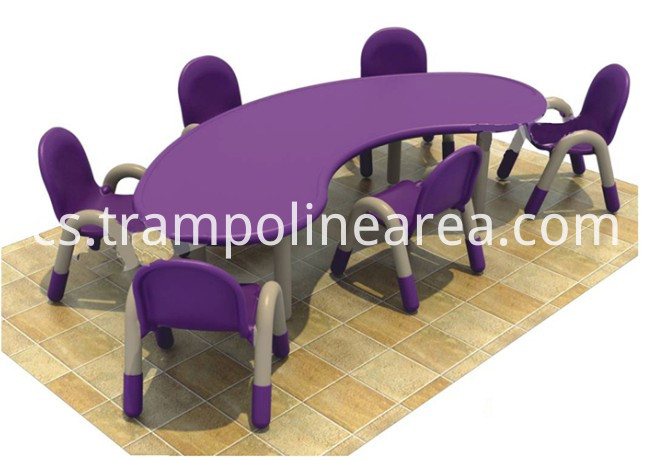 Preschool Desk and Chair