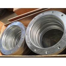 Flanges de anel de suporte em HDPE