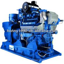 German MWM Formally Deutz Natural Gas Engine