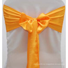 Silla de boda Silla de raso para eventos especiales