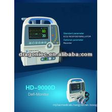 DW-HD9000D cardiac defibrillating monitor defibrillator unit