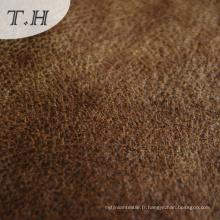 Tissu en daim de polyester dans 230GSM