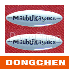High Quality Strong Adhesive Crystal Epoxy Sticker