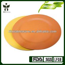 Bambu reusável placas venda quente