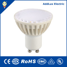 Dimmable GU10 SMD 4W 6W 7W Indoor LED Spotlight