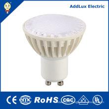 PF0.6 GU10 SMD 4W 6W 7W Dimmable LED Projecteur