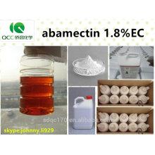 Insecticida abamectina 1,8% EC, cas NO: 71751-41-2-lq