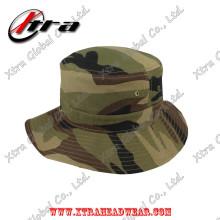 Marpat Woodland Camouflage Army Camo Bucket Hat Fish Man Hats