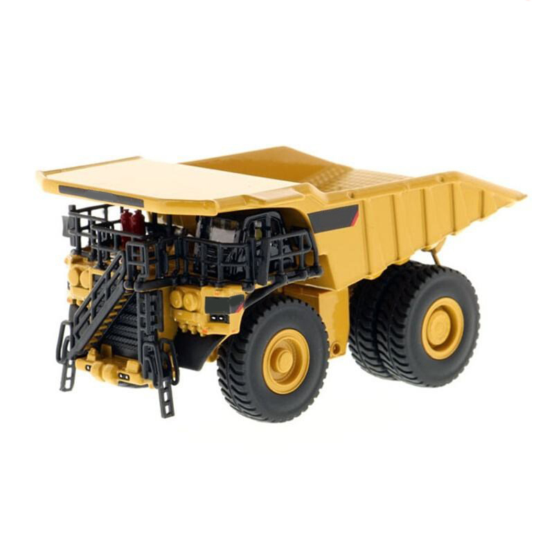 Articulated Mining Dump Truck