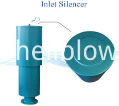 Roots Blower Inlet silencer
