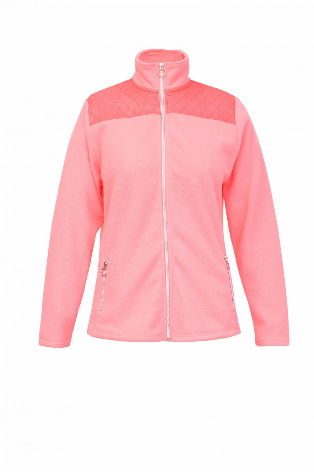 Ladies polar fleece jackets