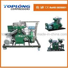 Compressor de diafragma Compressor de oxigênio Compressor de nitrogênio Compressor de hélio Compressor de alta pressão Compressor (Gv-25 / 4-150 Aprovação CE)