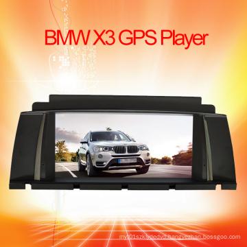 Auto DVD Player for BMW X4 E84 GPS Navigation