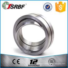 chrome steel spherical plain bearings GE30ES 2RS