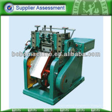 high efficient fiberglass cutting machine shear type