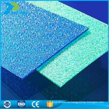 Reflecting luz suave ventas especiales policarbonato paneles transparentes lowes para carport
