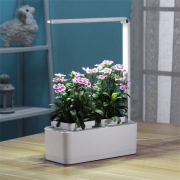 IIndoor Smart Mini Garden Hydroponic Flower Pot Grow System
