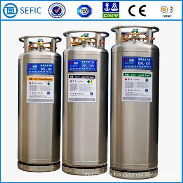 2014 New Low Pressure Liquid CO2 Cylinder (DPL-450-175)