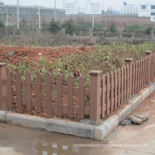 2021 new design wpc fence wpc garden fence wpc fence panels on sale