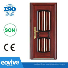 EOVIVE Tür heißen Verkauf Eisen Tür Entwürfe/Eisen Tür Preis/Eisen Tür Bilder für Häuser