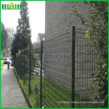 Vinyl Decorative Garden Fence