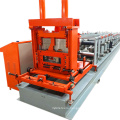 c light steel frame punching c section purline cold roll forming machine