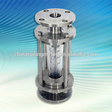 Glass tube flowmeter/float flowmeter rotameter,float flow meter