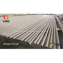 Tube duplex d'acier inoxydable d'ASME SA789 / ASTM A789 S32750