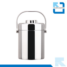 Stainless Steel Double Wall Food Warmer Container & Lunch Pot & Lunchbox