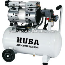 low noise oil free dental air compressor LD-55024