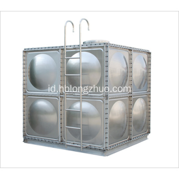 Tangki air modular stainless steel 10.000 liter