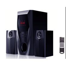 2.1 puissant haut-parleur multimédia avec USB SD FM