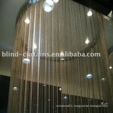 Line bead curtain