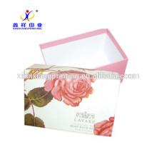 Custom Beautiful Gift Box Paper Packings Packaging Boxes