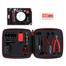 100% подлинная заводская цена Катушка Master DIY Kit V2 / Набор инструментов Vape / Набор инструментов Master Coil