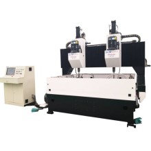 Double Head CNC Plate Drilling Machine