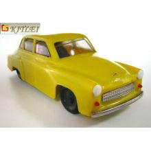 2016 Пластмассовая игрушка автомобиля высокого качества пластмассовая с возвратом 1: 18 для детей